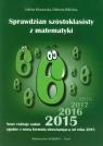 Sprawdzian szóstoklasisty z matematyki 2015