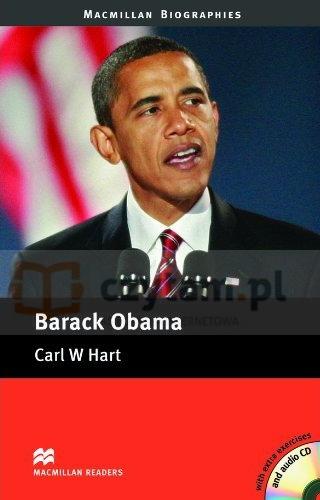 MR 5 Barack Obama +CD Carl W. Hart