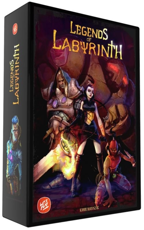 Legends of Labirynth