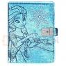 Pamiętnik zamykany z diamencikami Frozen (347082)
