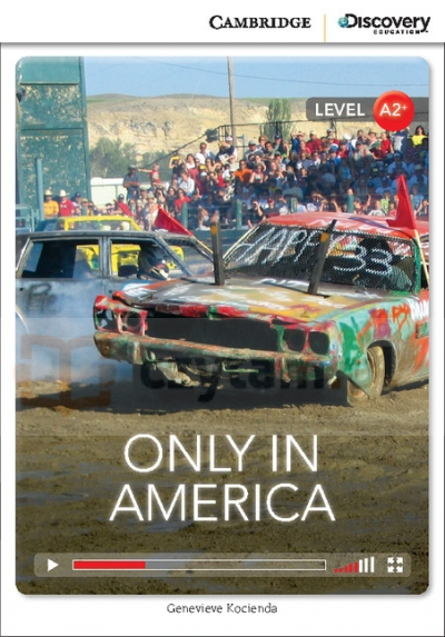 Only in America Low Intermediate Book with Online Access Kocienda Genevieve