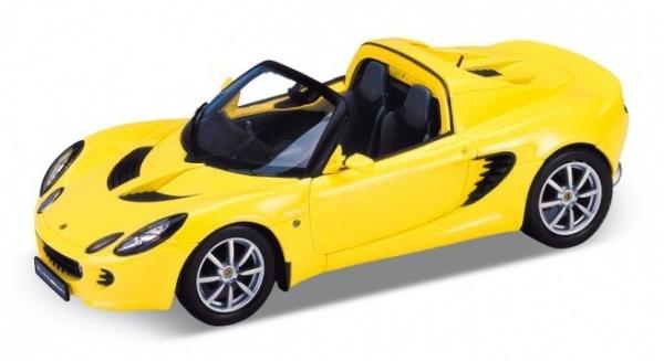 Lotus Elise 111S RHD 2003 (yellow)