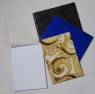 Notes A6 40 kartek kratka klejony grzebiet (100 x 145 )  mix wzorów