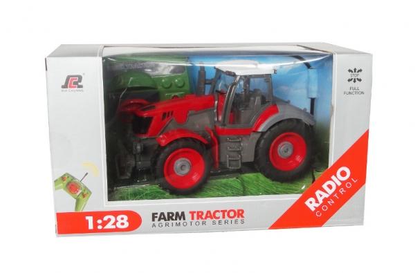 Traktor na radio
