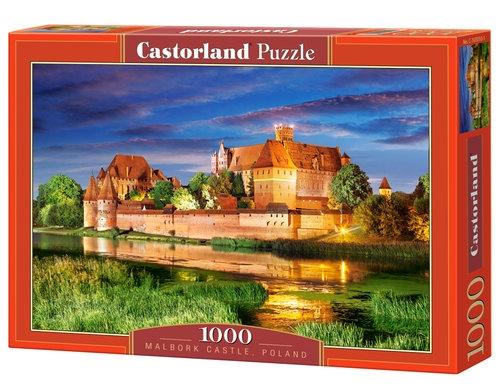 Puzzle Zamek Malbork 1000 (C-103010)
