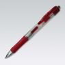 Długopis żelowy Titanum czerwony (GP1102-02AC)