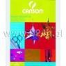 Papier metalizowany Canson A4 100g 5ark 5 kolorów  (200992701) .
