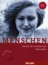 Menschen A1 Arbeitsbuch mit 2 CD (Uszkodzona okładka) Glas-Peters Sabine, Pude Angela, Reiman Monika