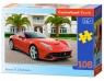 Puzzle Ferrari F12 Berlinetta 108 elementów (010011)