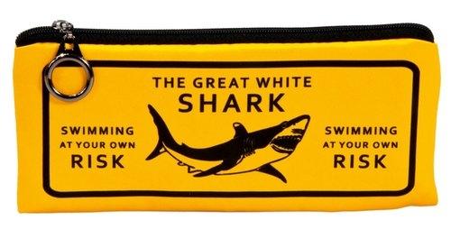 Piórnik Adventure time - shark