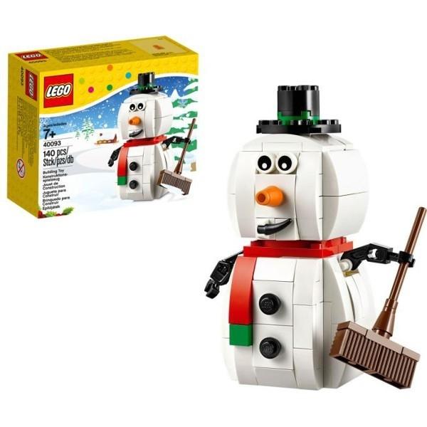 Lego: Bałwanek (40093)