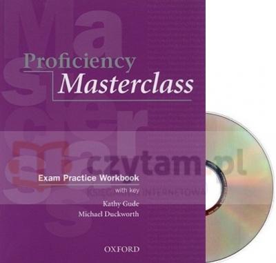 Proficiency Masterclass New WB +CD with key Kathy Gude, Michael Duckworth