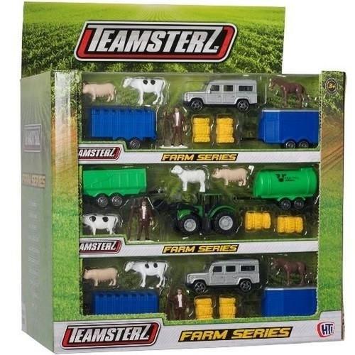 Pojazd rolniczy z akcesoriami