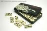 Domino 28 sztuk w metalowej puszce (66MT)