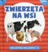 Zwierzęta na wsi Biblioteka maluszka