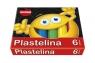 Plastelina Mona 6 kolorów