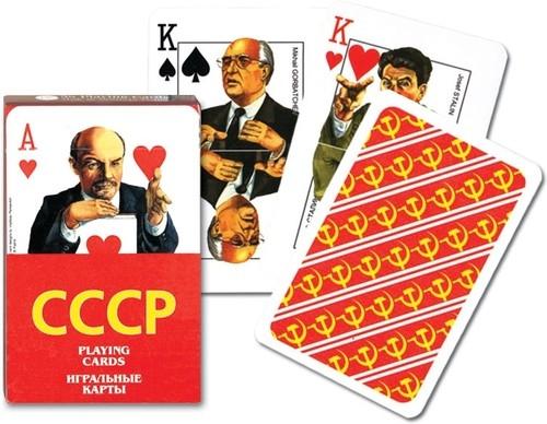 Karty do gry Piatnik 1 talia ZSRR