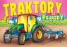 Kolorowanka. Traktory i inne pojazdy  - Traktor z pługiem(A4, 16 str.)