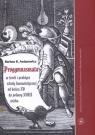 Progymnasmata w teorii i praktyce szkoły humanistycznej od końca XV do połowy Awianowicz Bartosz