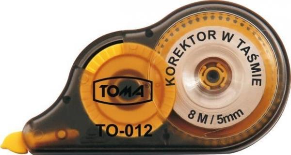 Korektor w taśmie 5mm*8m TOMA