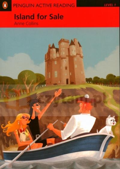 PLAR Island for Sale Book/CD Anne Collins