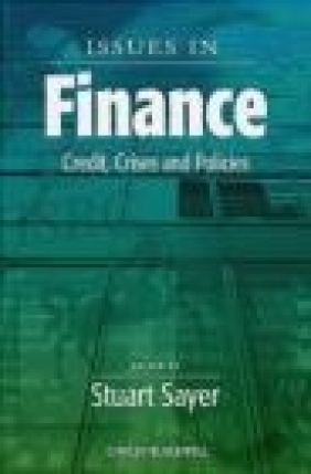 Issues in finance S Sayer
