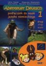 Abenteuer Deutsch 1. Podręcznik + CD