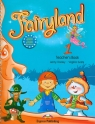 Fairyland 1 Teacher's Book Szkoła podstawowa Dooley Jenny, Evans Virginia