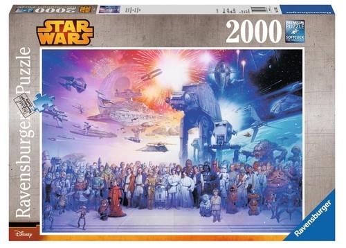 Puzzle Star Wars Wszechświat 2000 elementów (167012)