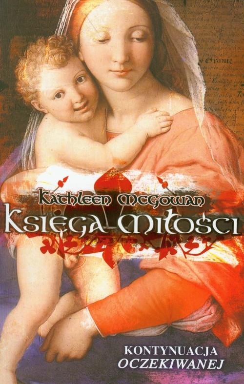 Księga miłości McGowan Kathleen
