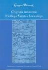 Geografia historyczna Wielkiego Księstwa Litewskiego