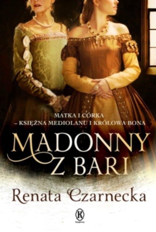 Madonny z Bari Czarnecka Renata