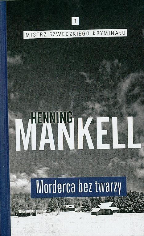 Morderca bez twarzy Mankell Henning