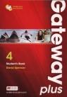 Gateway Plus 4 B2 Podręcznik wieloletni 674/4/2014/2015 Spencer David