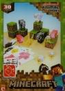 Minecraft Papercraft Zestaw mobów Zwierzęta