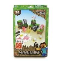 Minecraft, Papercraft, Zestaw mobów, Zwierzęta, (MIN16701) .