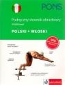 Pons. Podręczny słownik obrazkowy polski-włoski