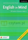 English in Mind Exam Ed NEW 2 TRB Herbert Puchta, Jeff Stranks, Barbara Hager, Maja Zaworowska