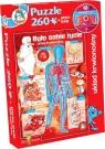 Puzzle Było sobie życie. Układ krwionośny. 260 elementów (2014)