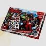 Drużyna Avengers Puzzle 160 + Tatuaże (90501)