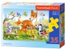 Puzzle Little Deer 35 elementów (035014)