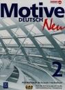 Motive Deutsch Neu 2 Podręcznik dla kontynuujących naukę + 2CD Zakres Jarząbek Alina, Koper Danuta