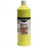 Farba tempera Creall Basic Color 1000ml - żółty nr 01