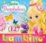 Kredki Bambino 12 kolorów Barbie