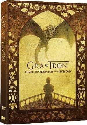 Gra o Tron. Sezon 5 (5 DVD)