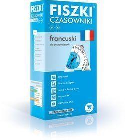 Fiszki Język francuski - Czasowniki dla  początkujących Wojsyk Patrycja