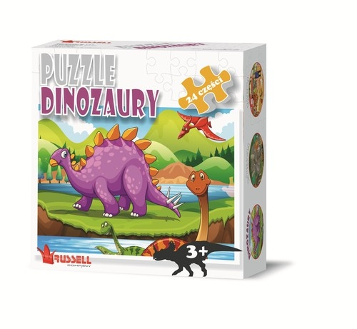 Puzzle 24: Dinozaury