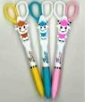 Długopis z nożyczkamimix kolorów