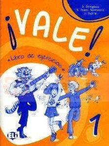 Vale! 1 ćwiczenia Libro de ejercicios Günter Gerngross, Salvador Santamaria Pelaez, Herbert Puchta