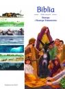 Biblia Wielkie opowieści Starego i Nowego testamentu Laurent Blandine, Brossier François, Marchon Benoit